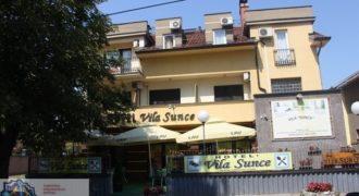 Hotel Vila Sunce*- Stara Pazova